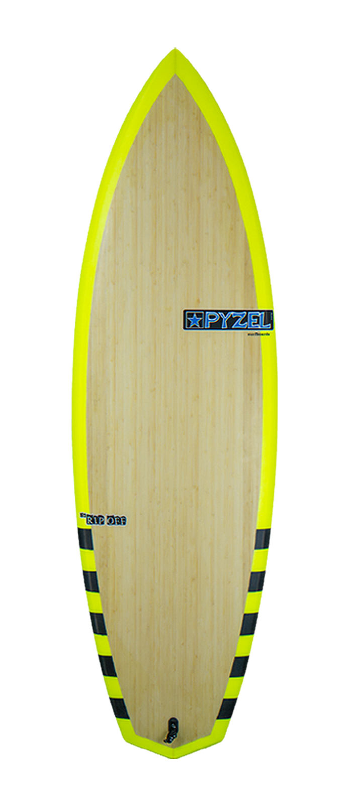 RIP OFF surfboard model deck