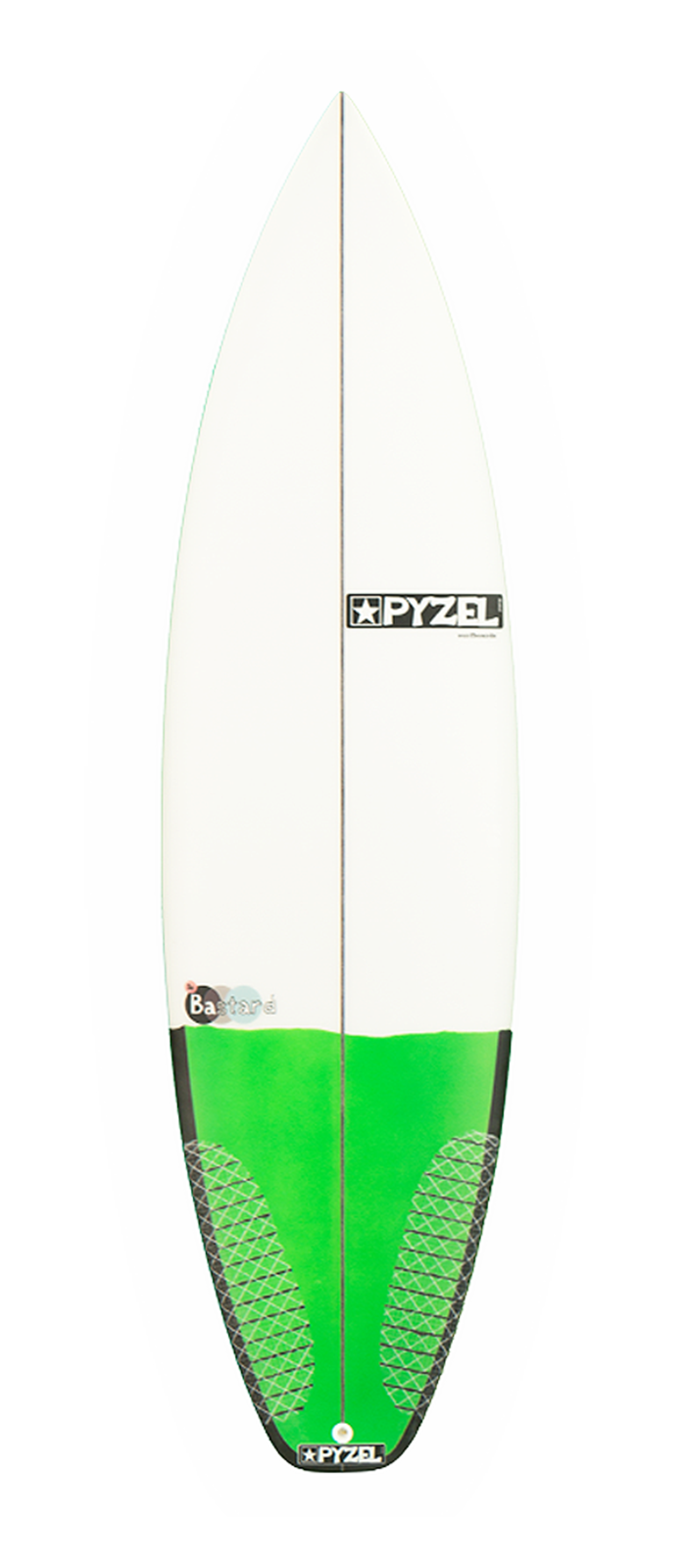 THE BASTARD surfboard model