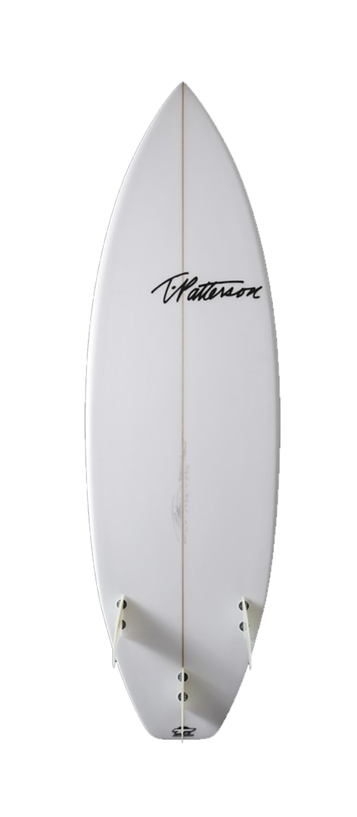 Speed Drive surfboard model bottom