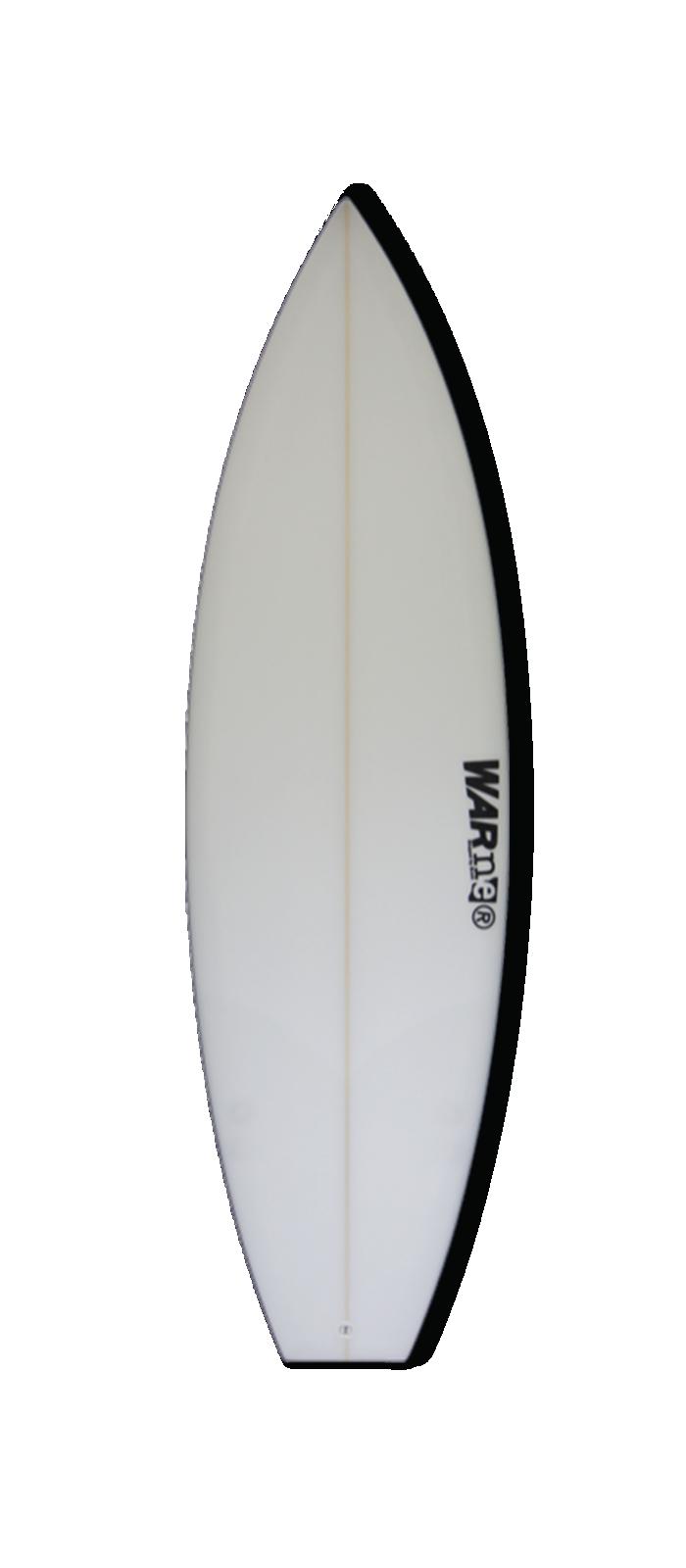 BANDIT surfboard model
