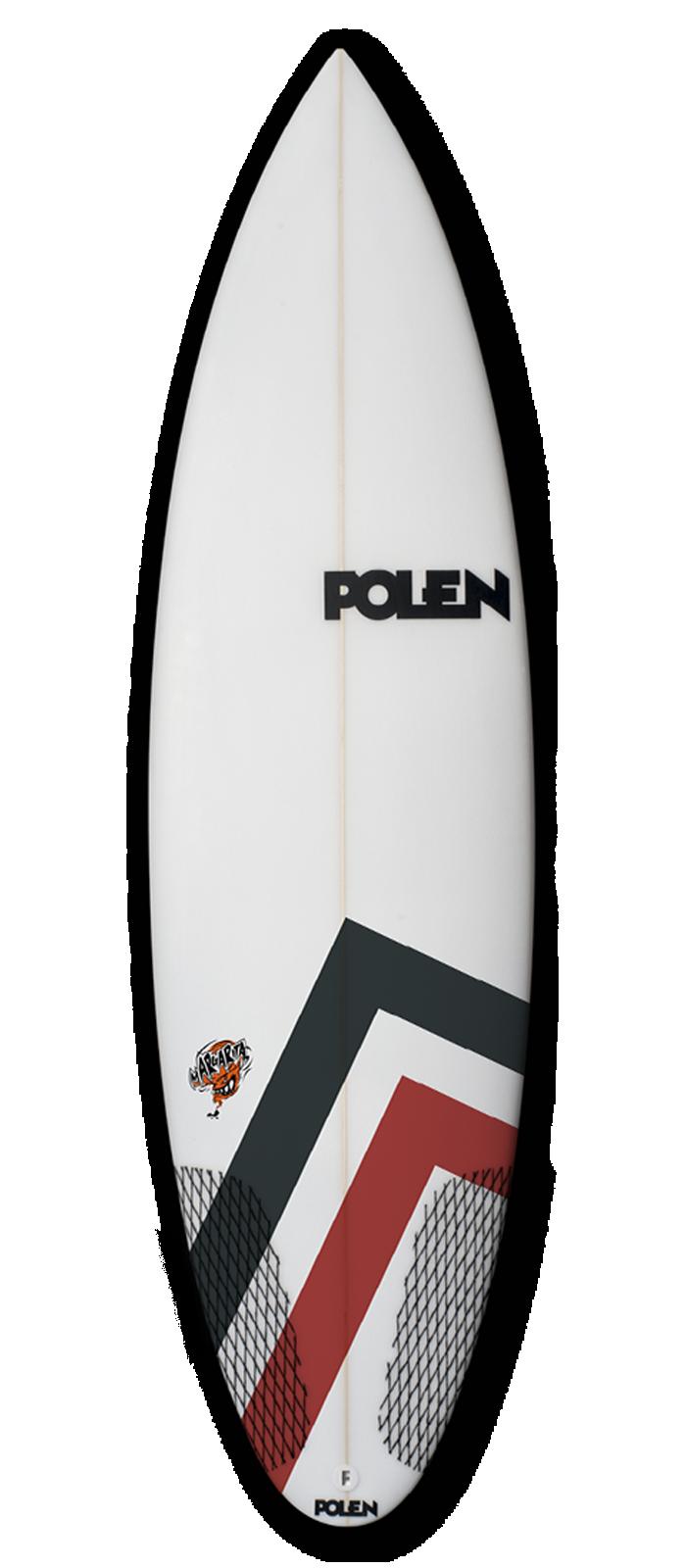 MARGARITA surfboard model