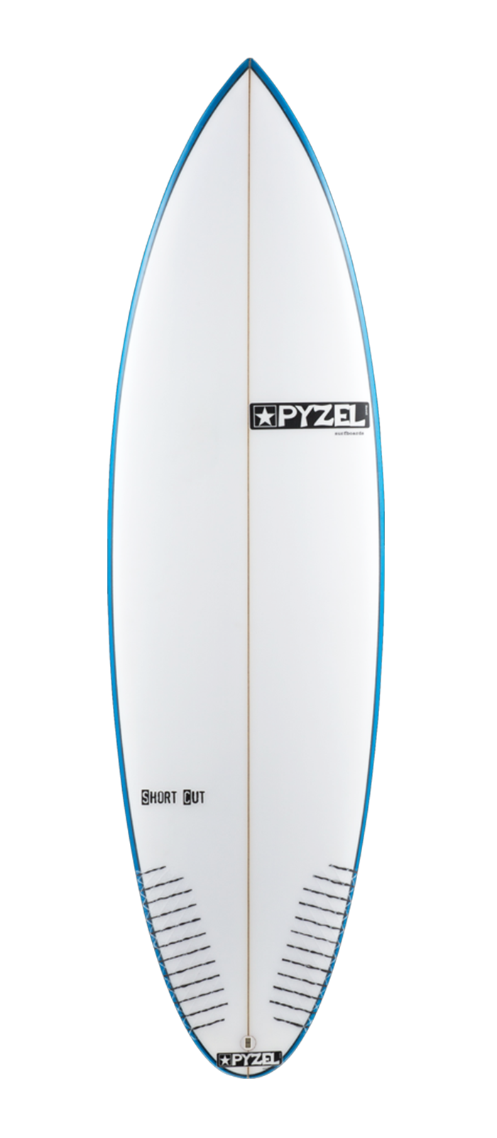 THE SHORTCUT surfboard model