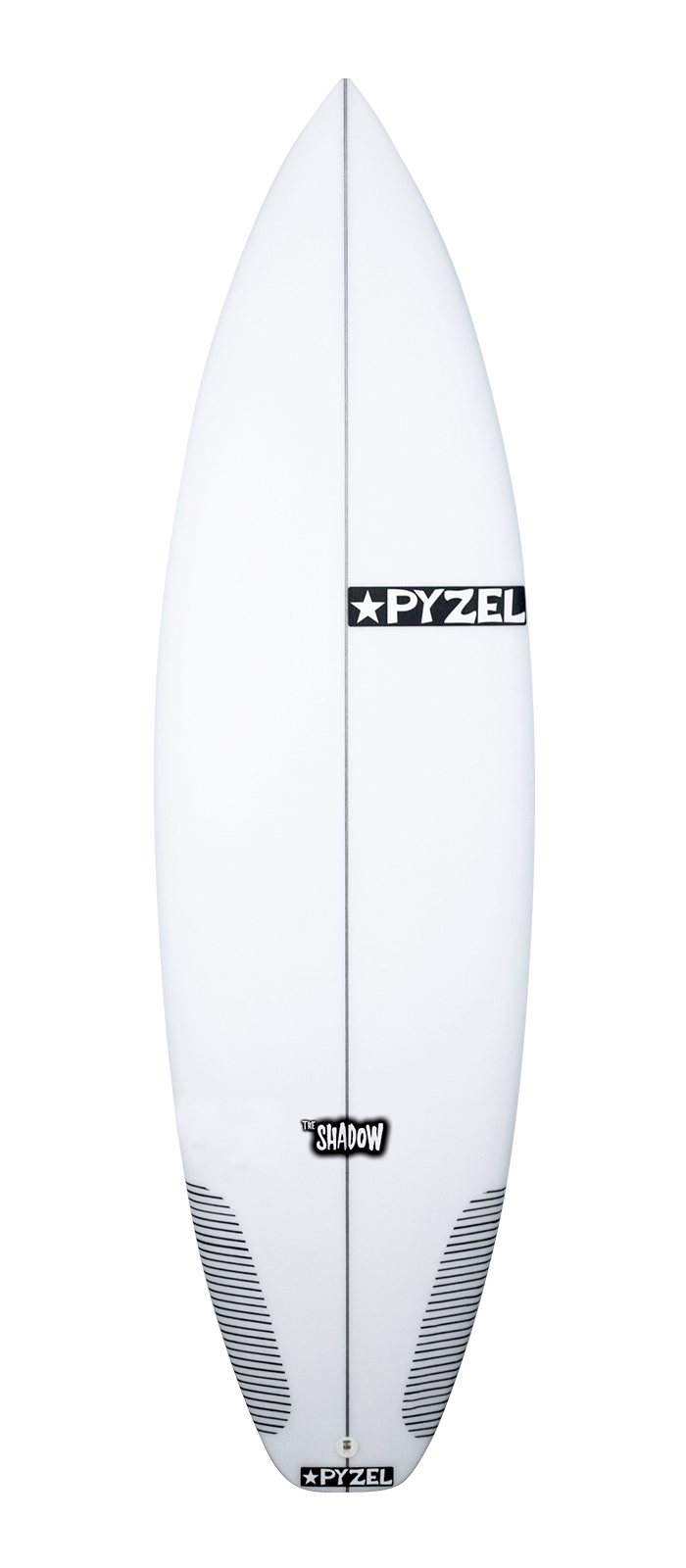 SHADOW surfboard model deck