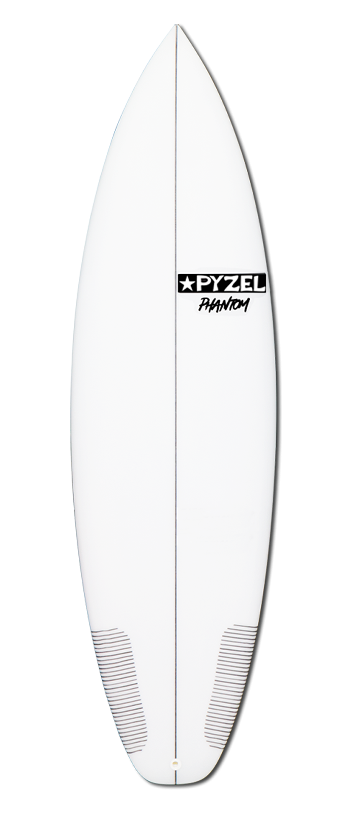 GROM PHANTOM surfboard model deck