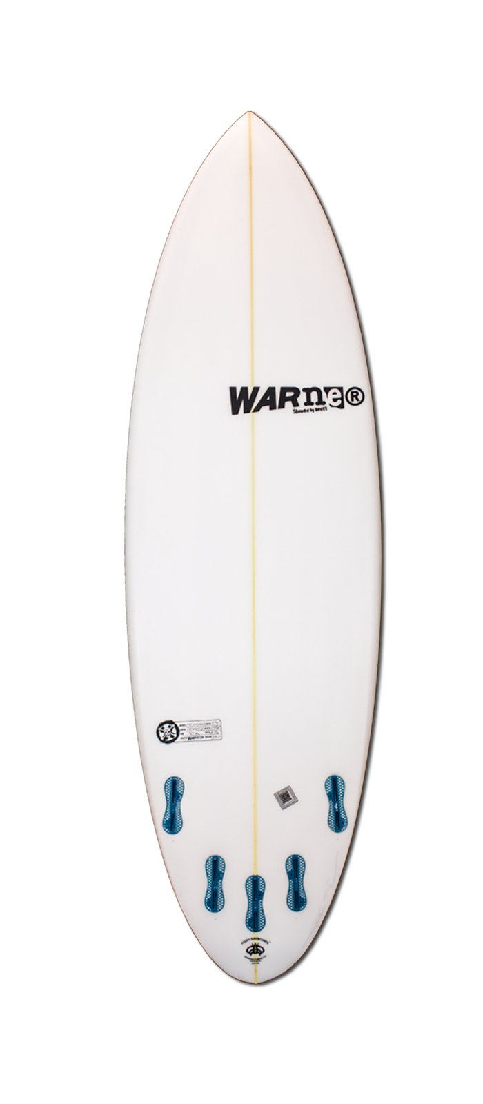 MEXICAN surfboard model bottom