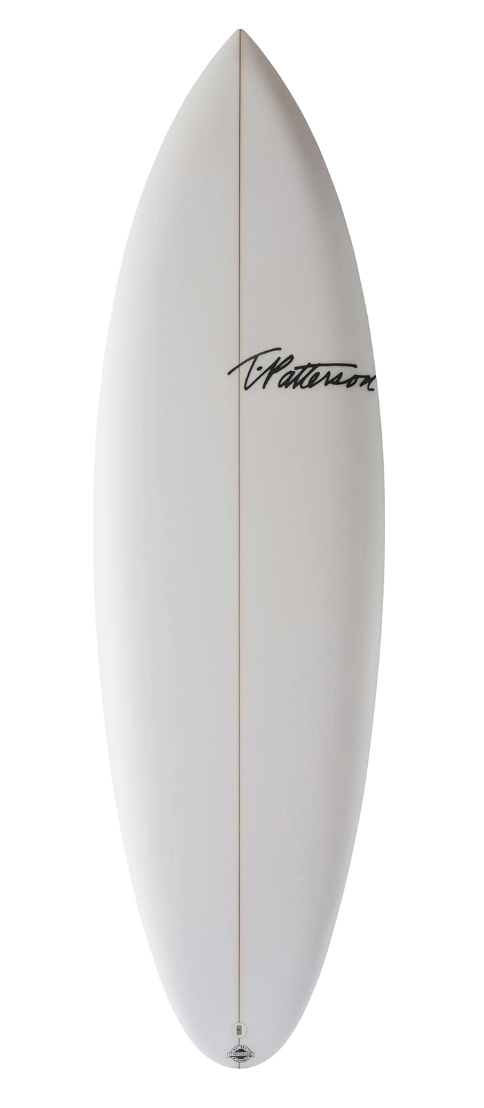 SINGLE FIN surfboard model