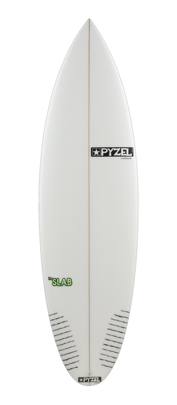 THE SLAB surfboard model