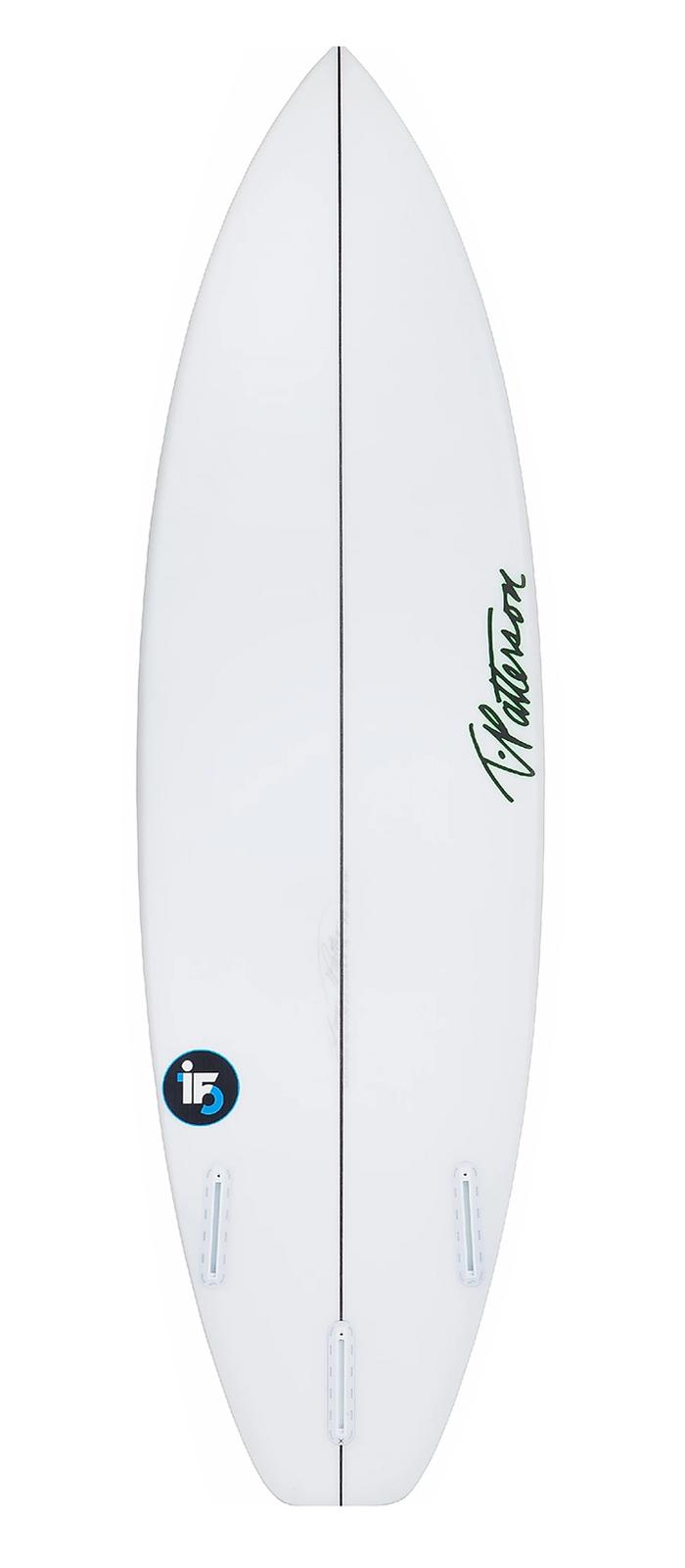 POOL PARTY - 1 surfboard model bottom