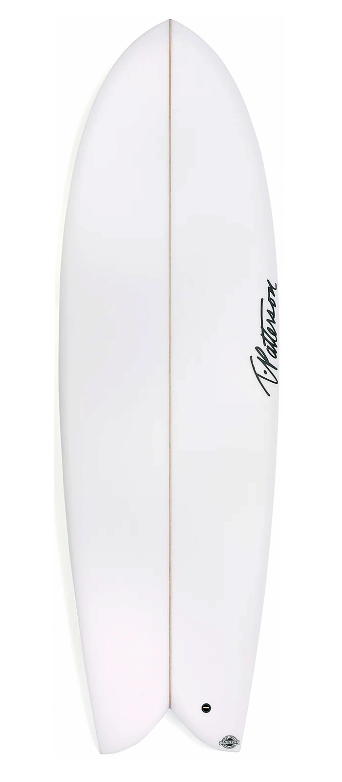 CALIFORNIA TWIN surfboard model