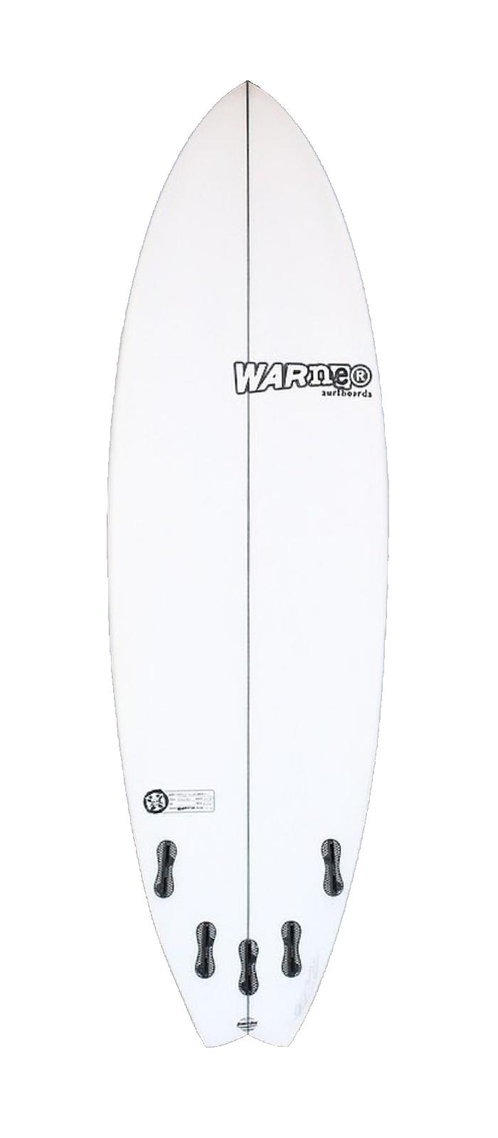 HAPPY HOUR surfboard model bottom