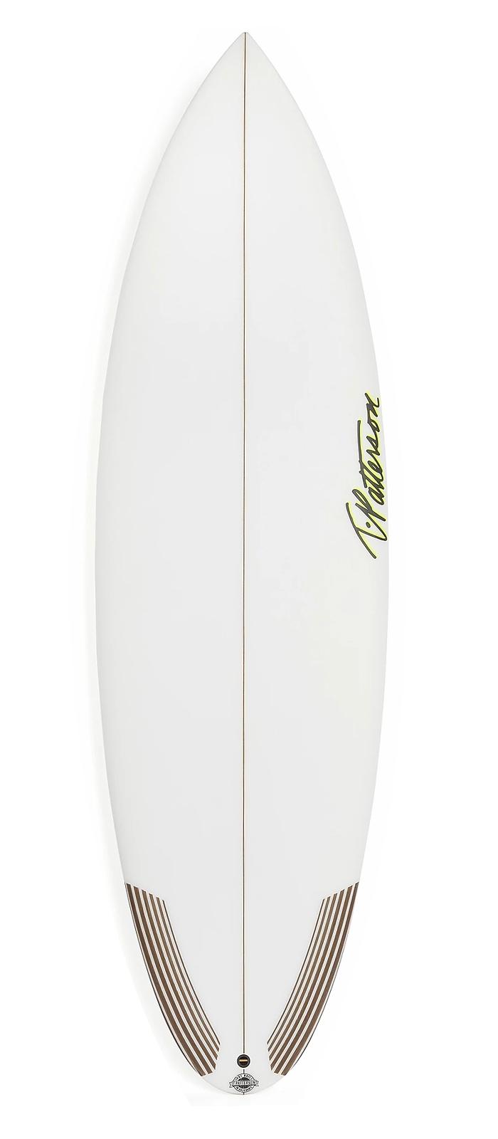 NEW SUN surfboard model