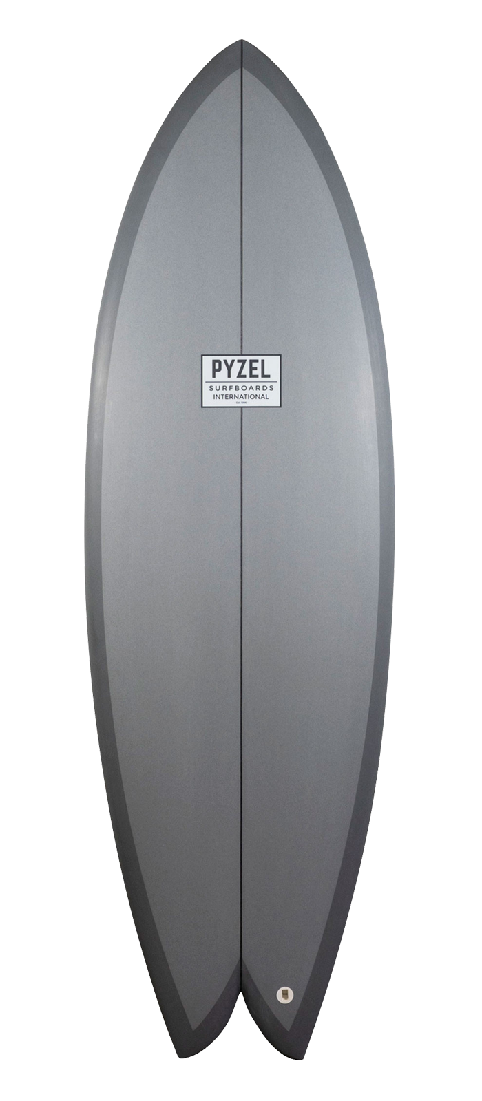 ASTRO surfboard model deck