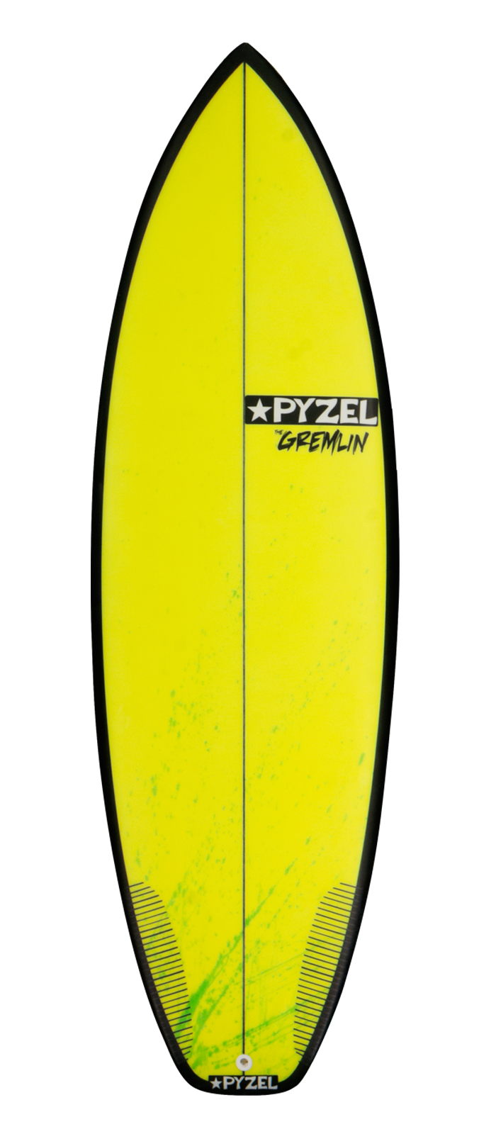 GREMLIN surfboard model deck