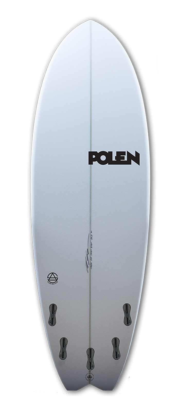 SUMMER KING surfboard model bottom