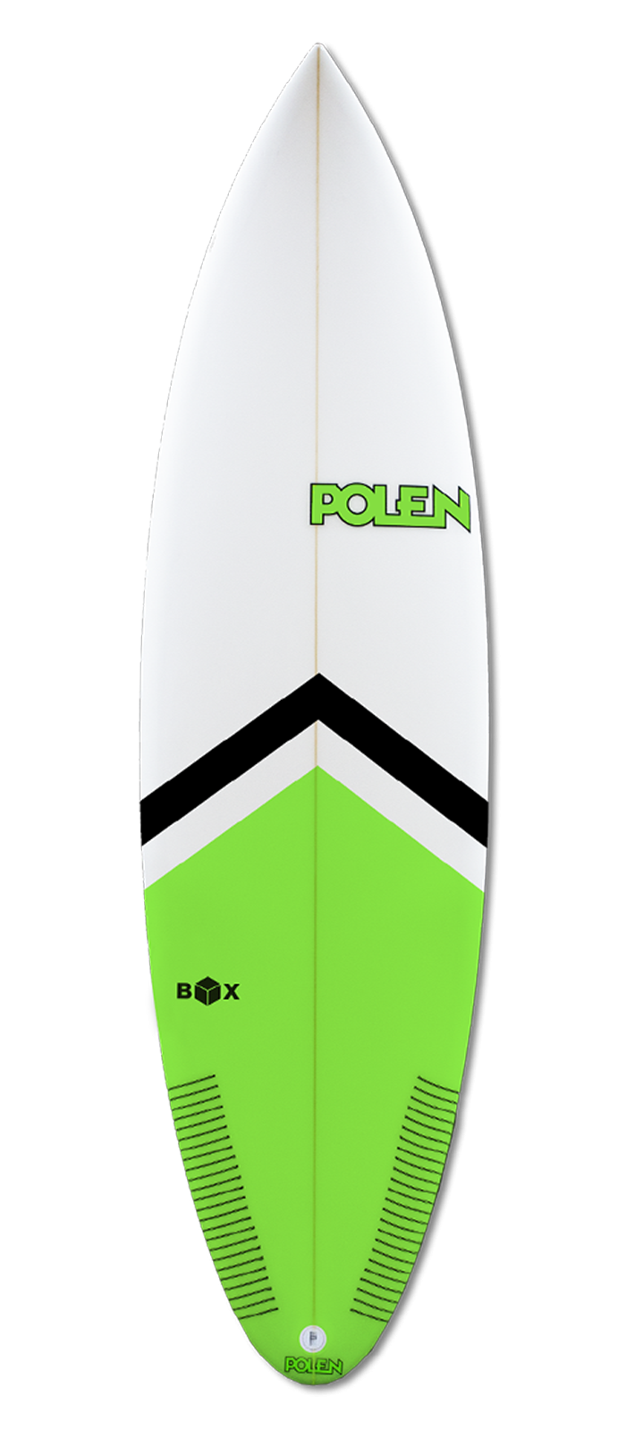 THE BOX surfboard model