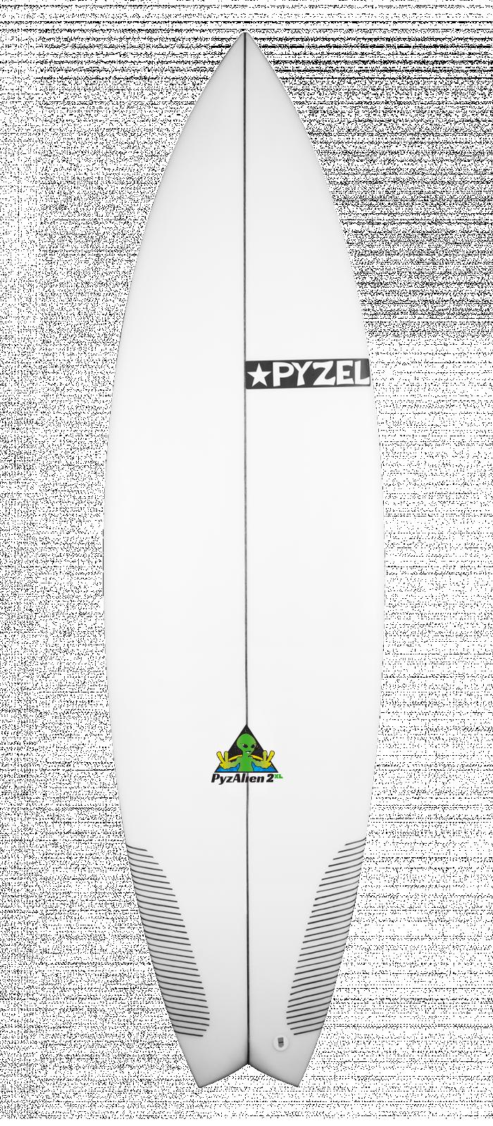PYZALIEN 2 XL surfboard model