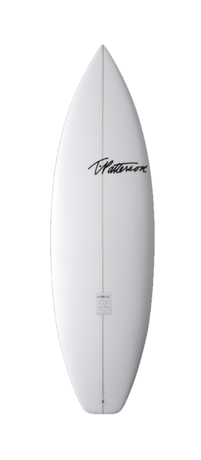 Speed Drive surfboard model deck