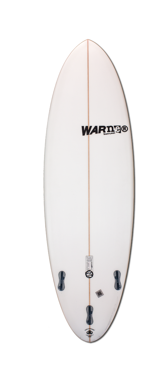 SANCHEZ surfboard model bottom