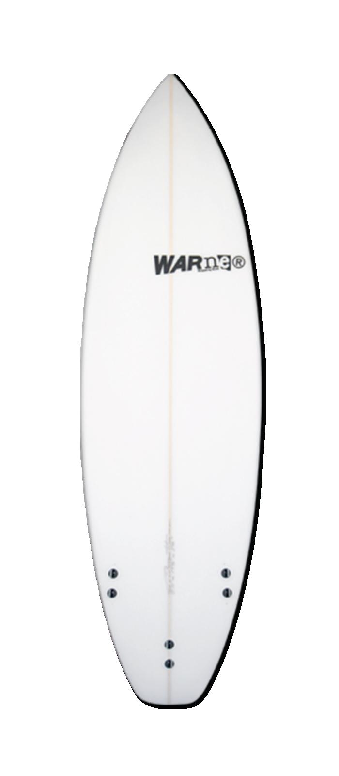 LIL LOVER surfboard model bottom