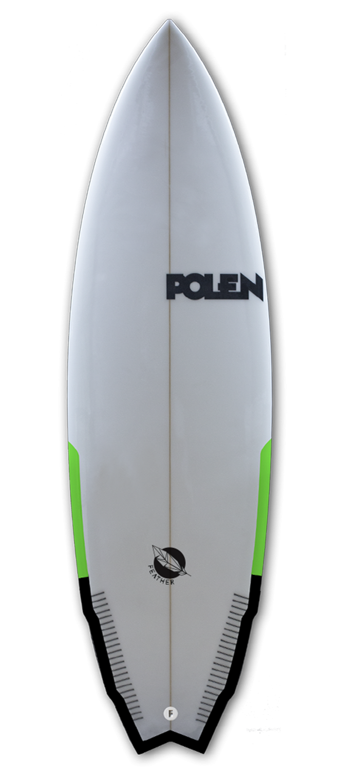 FEATHER surfboard model