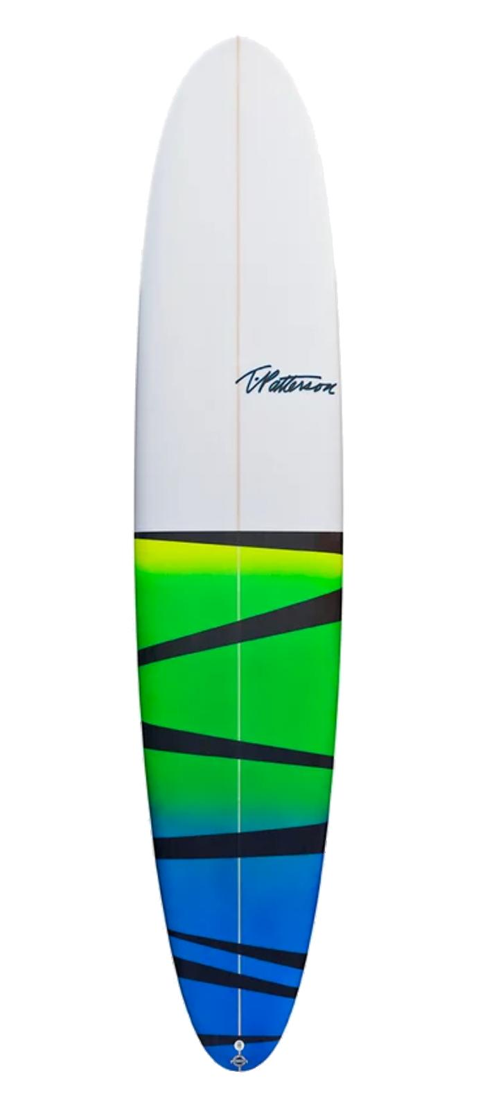 IZZY surfboard model
