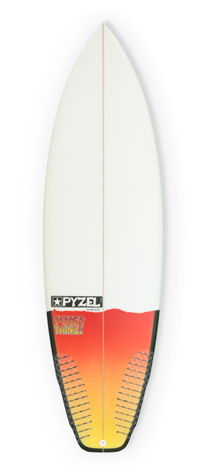 SURE THING surfboard model