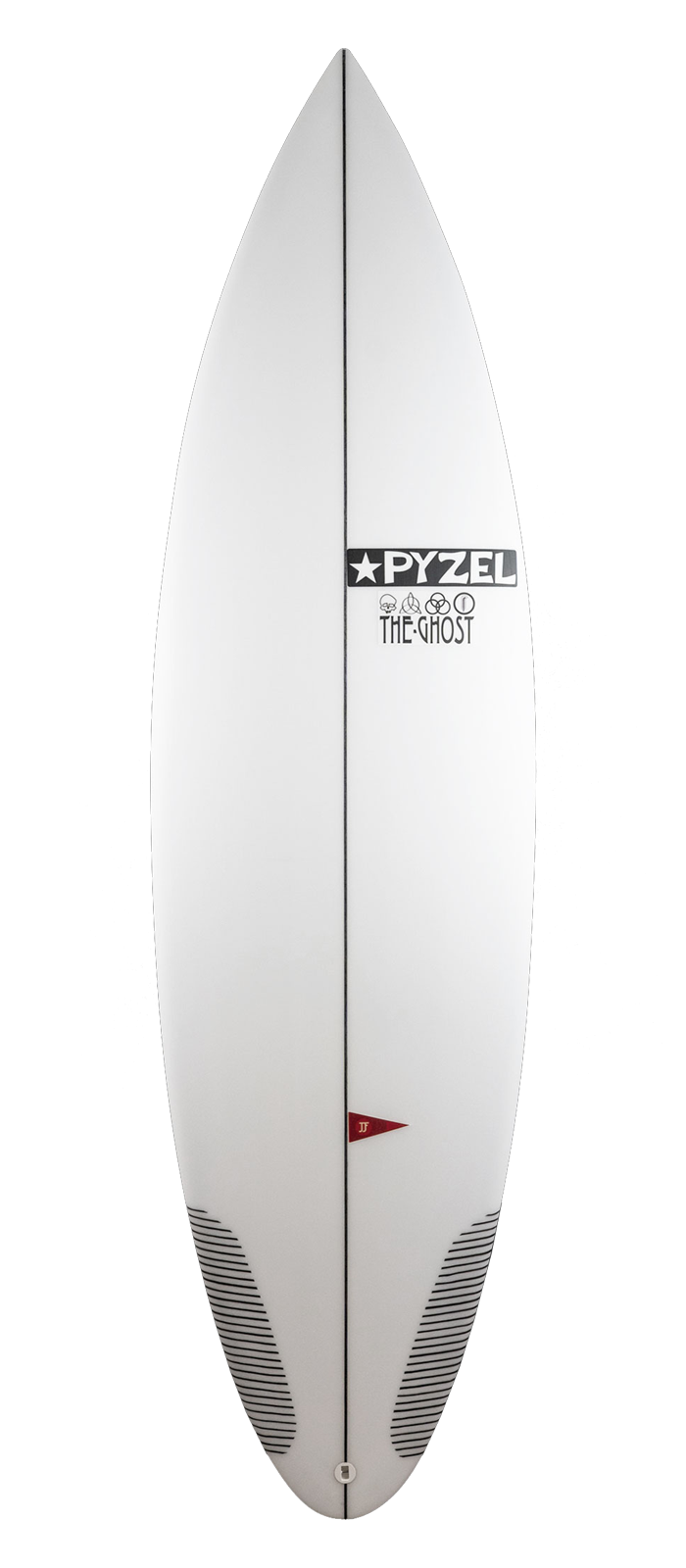 THE GHOST surfboard model