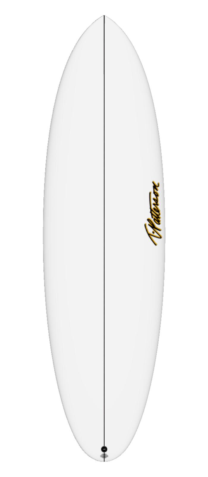 FULL MOON surfboard model
