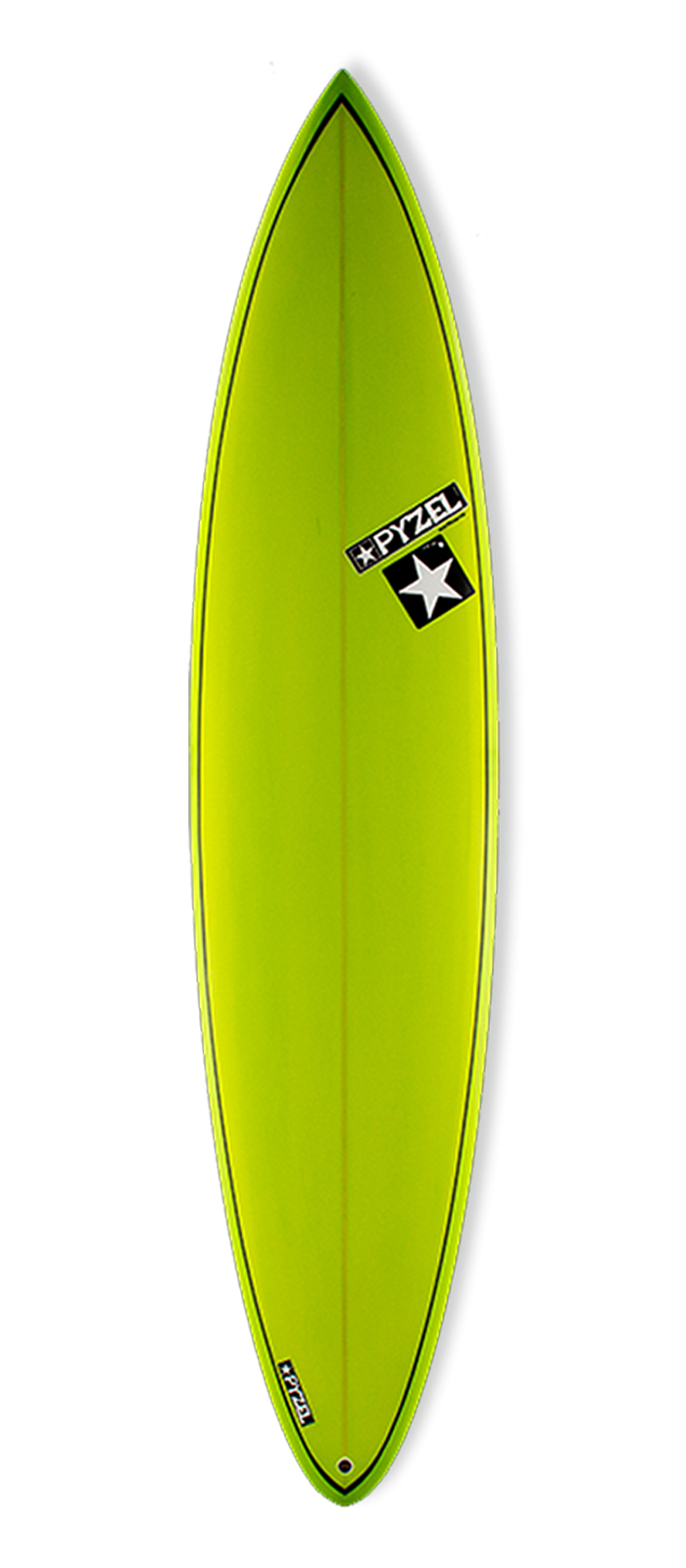 PADILLAC surfboard model