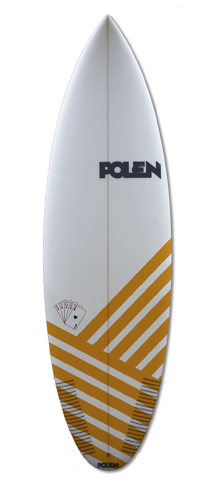 THE SCORE surfboard model