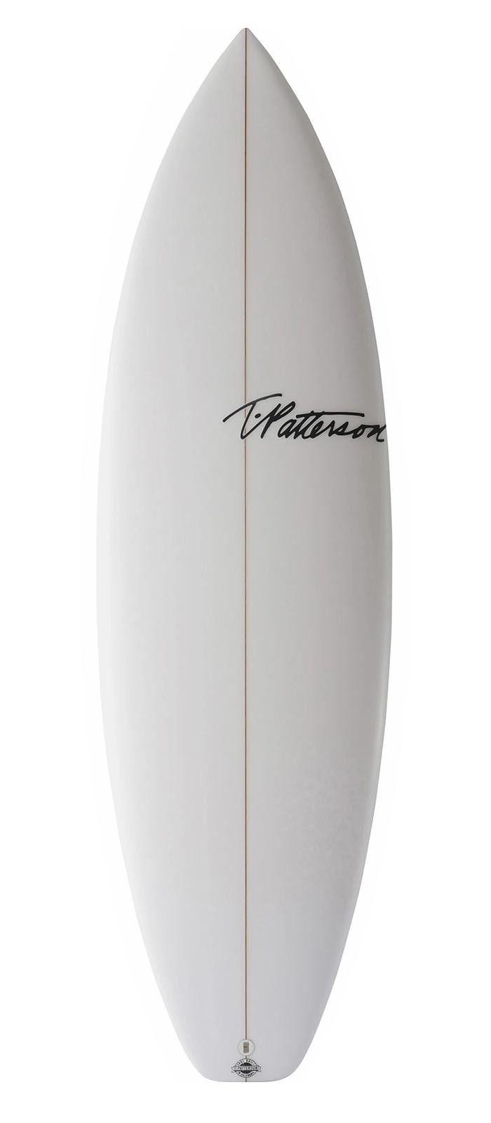 THE SPUD surfboard model