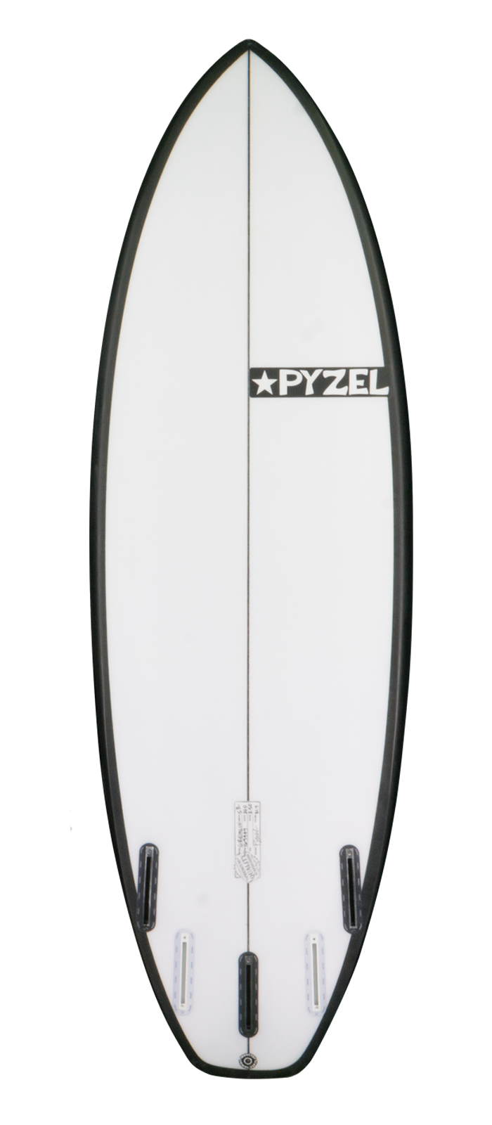 GREMLIN surfboard model bottom