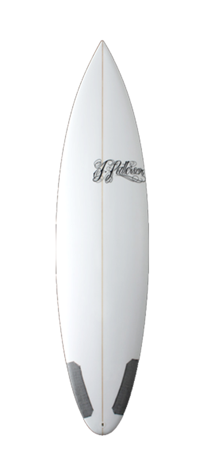 Step Up surfboard model deck