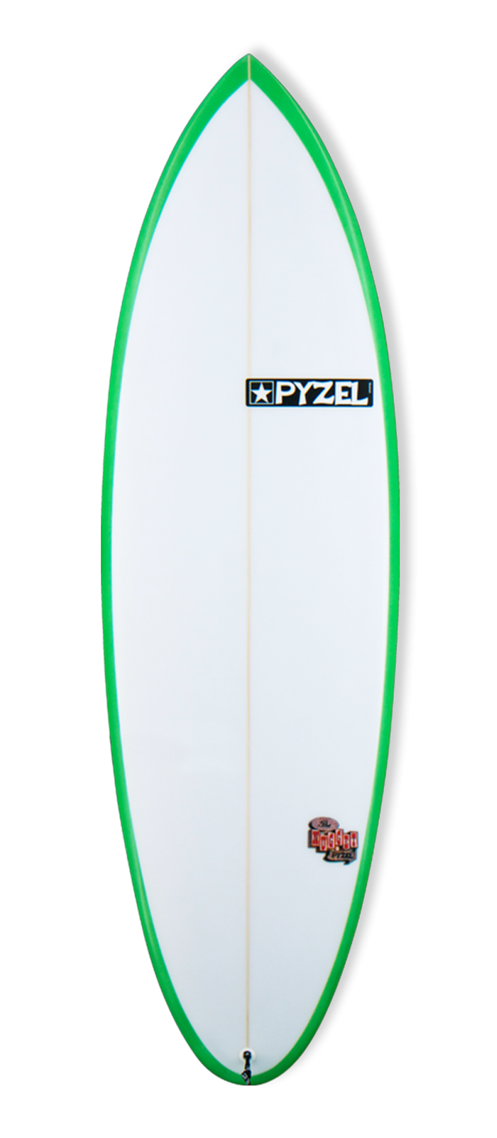 THE NUGGET surfboard model
