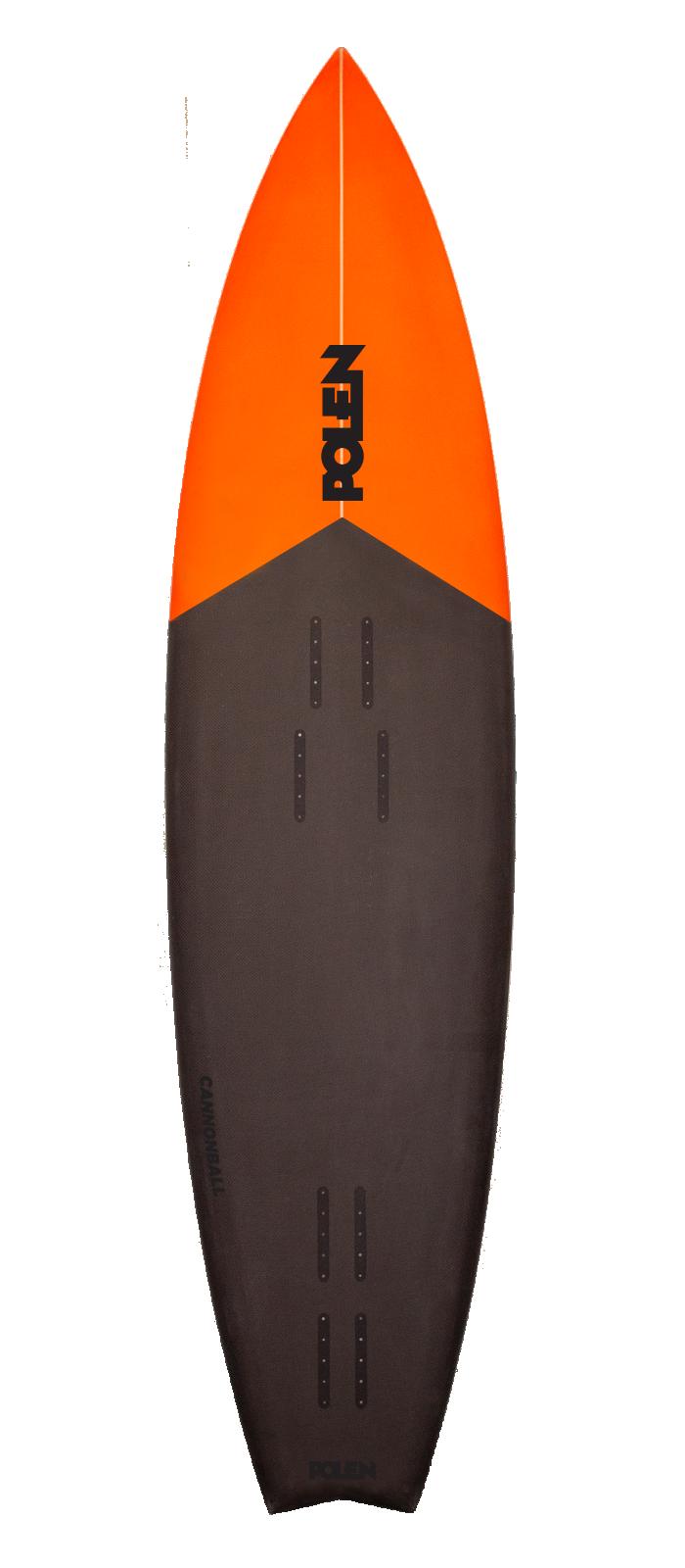 CANNONBALL surfboard model
