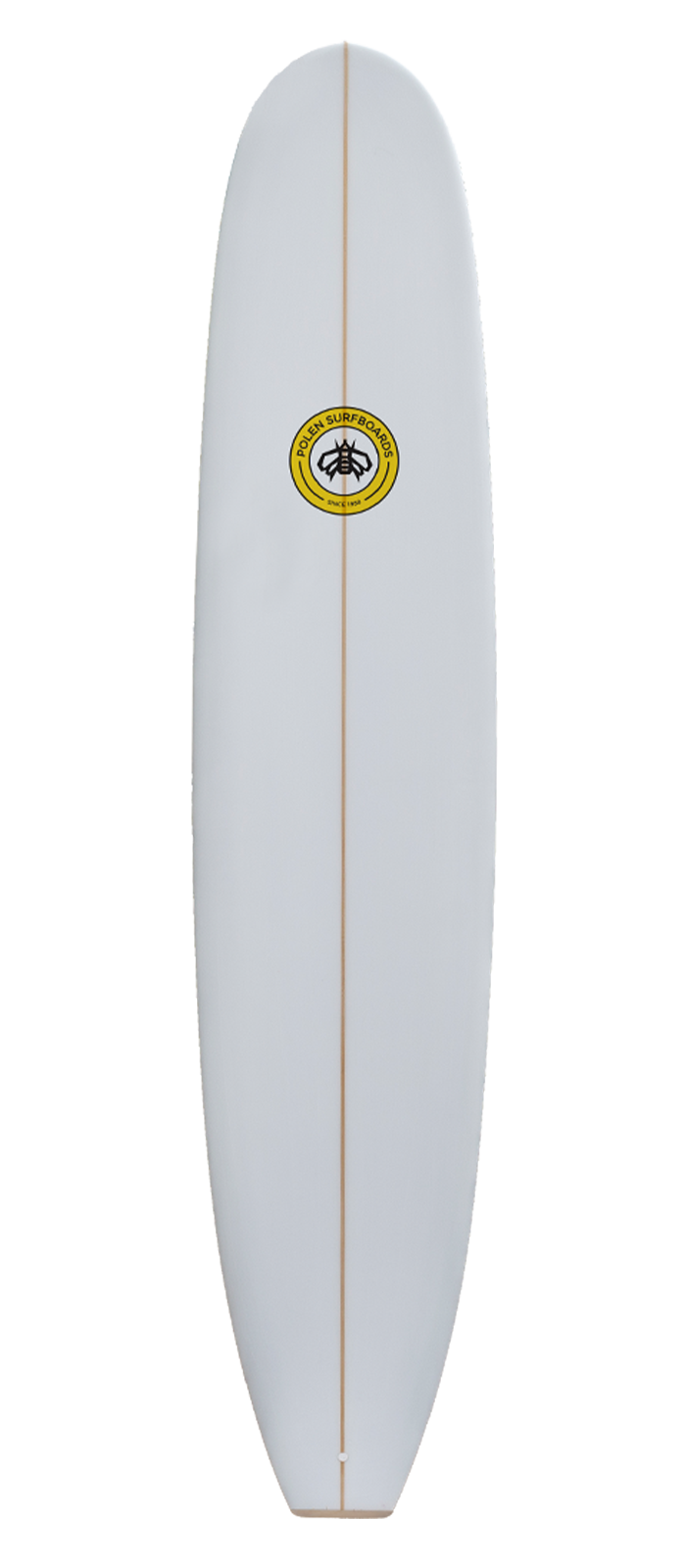 GRACE surfboard model deck