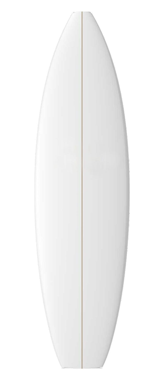 CUSTOM surfboard model