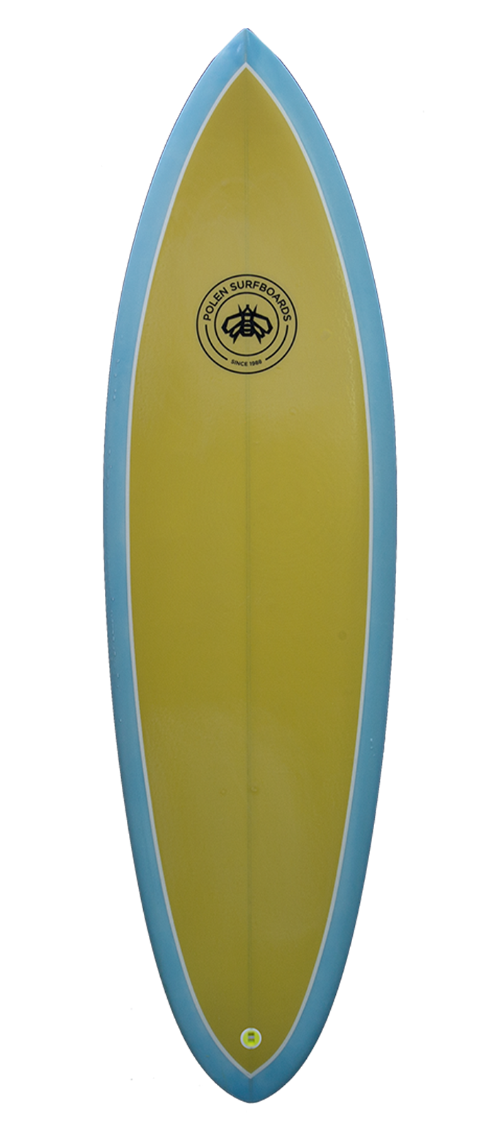 FAST SLICE surfboard model