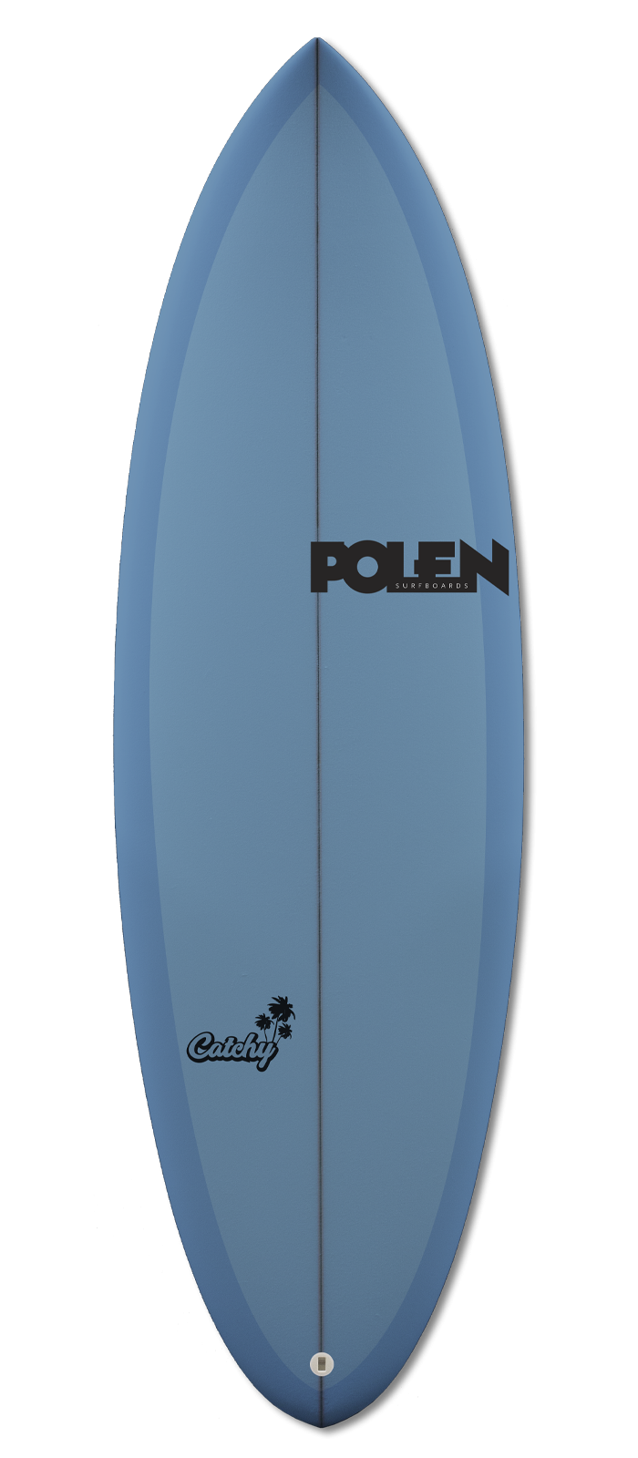CATCHY surfboard model deck