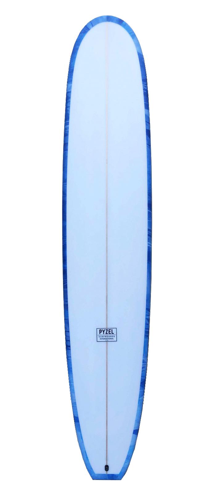 LOG surfboard model