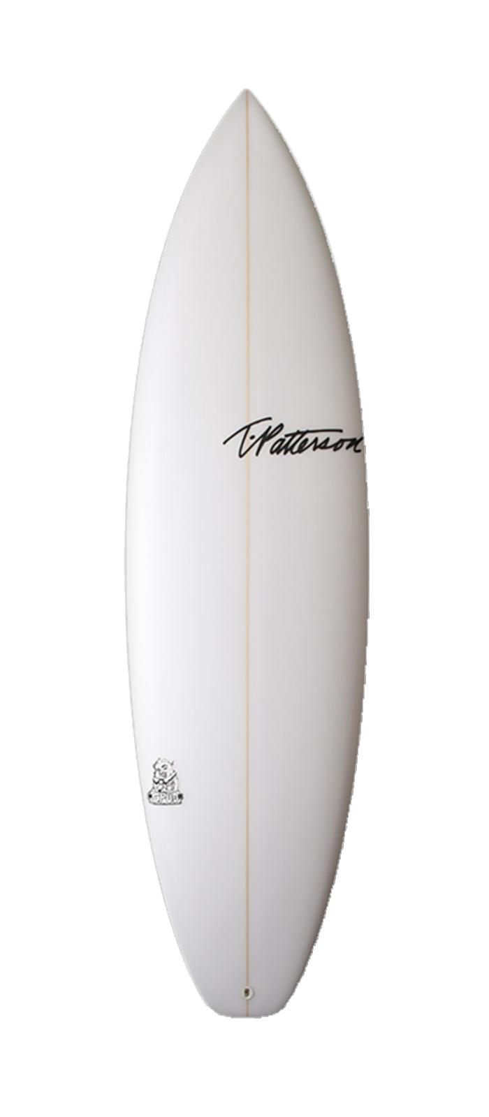 XXX surfboard model