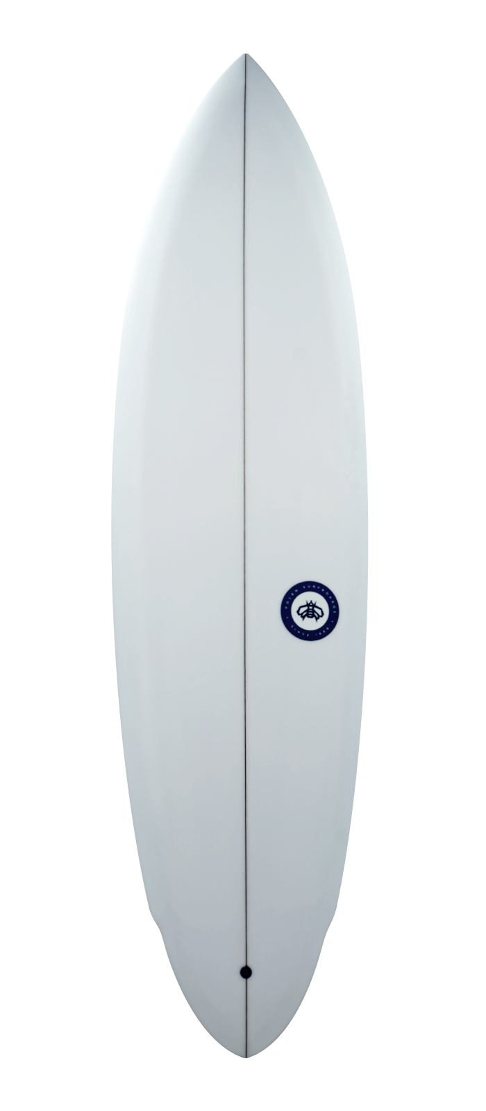 FAST SLICE surfboard model deck