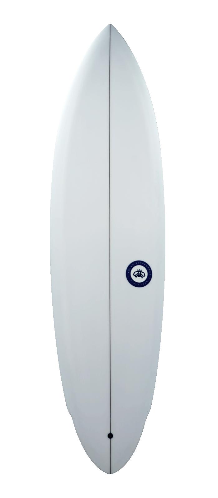 FAST SLICE surfboard model
