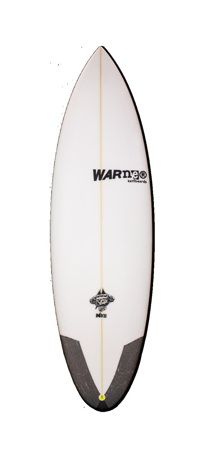 MEXICAN surfboard model