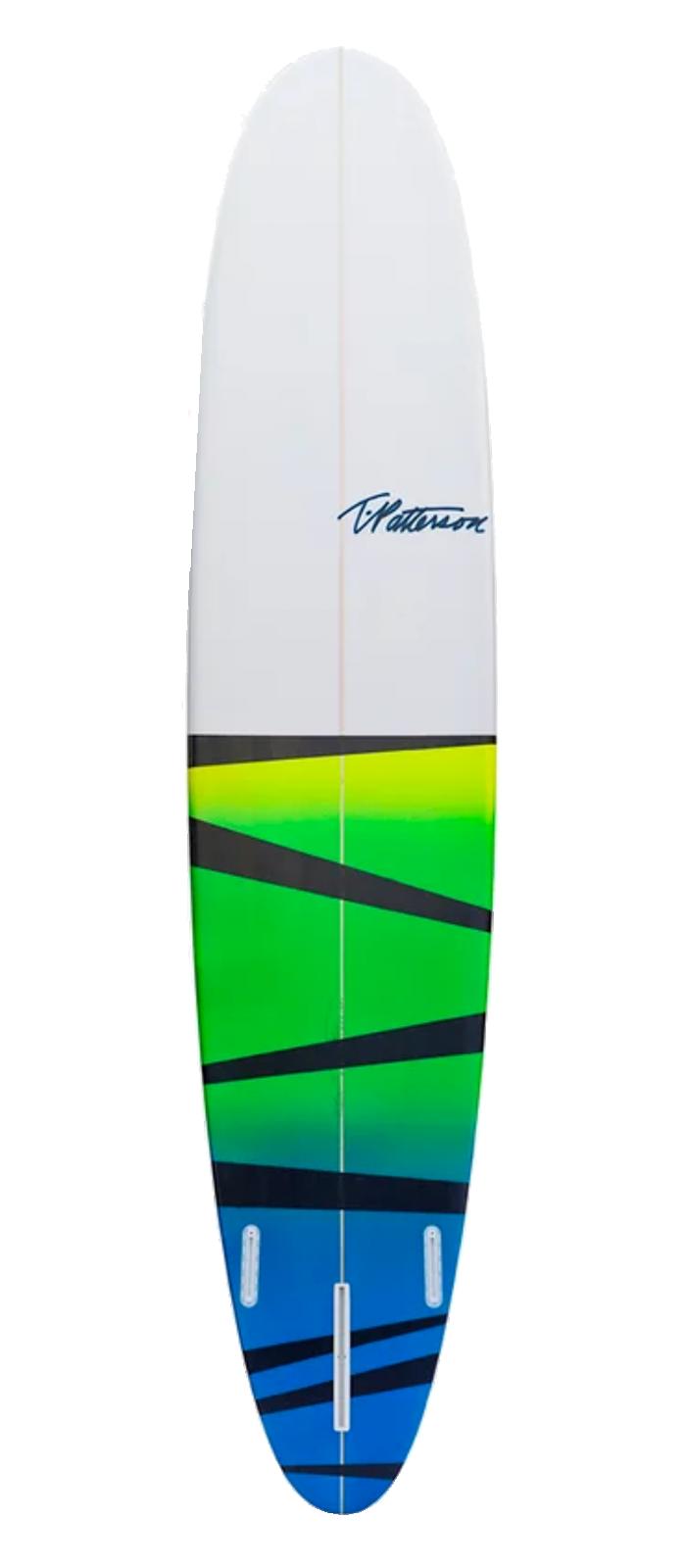 IZZY surfboard model bottom