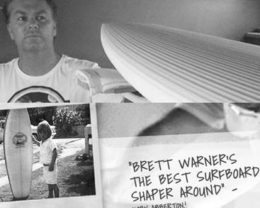 Brett Warner logo