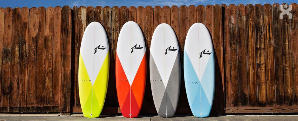 Rusty boards