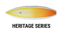 Heritage Single Flyer Rounded Square Tail