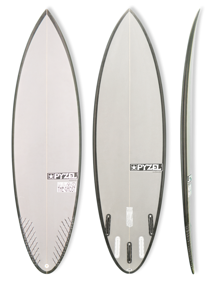 The Ghost surfboard model picture
