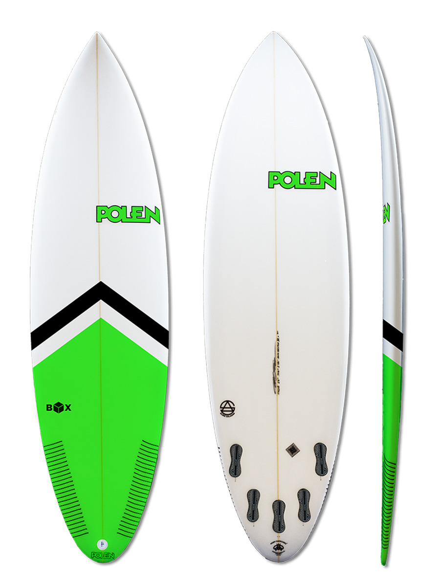 THE BOX surfboard model picture